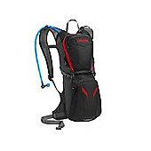 2014 Camelbak 3.0 L Lobo Hydration Pack Black/Crimson