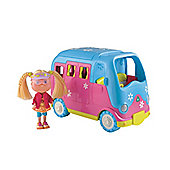 Rosie's World Summer and her Camper Van