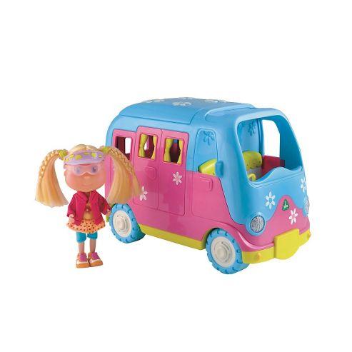 Rosie's World Summer and her Camper Van