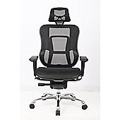 Enduro Aztec Contoured High-Back Mesh Executive Chair