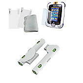 Vtech Innotab 3 Accessory Bundle - Rechargeable Battery Pack And Innotab 3 Screen Protector 2 Items