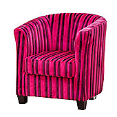 Sofa Collection Francois Tub Chair - Red