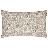 Catherine Lansfield Elmswell Housewife Pillowcases - Natural