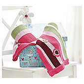 Clair De Lune Pram Blanket Pick N Mix Pink