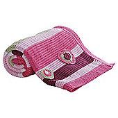 Clair De Lune Pram Blanket Pick N Mix Pink