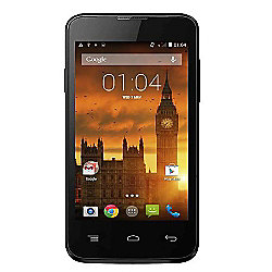KAZAM Trooper 440L 4-inch Unlocked 4G Smartphone Quad-Core 1.3GHz, 4GB Storage - TR4L4044044-01