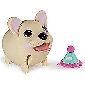 Chubby Puppies French Bulldog Interactive Pet