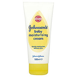 Johnson'S Baby  Moist Cr Ec     100 Ml