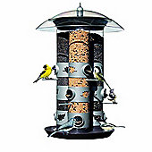 Perky Pet 2-in-1 Triple Tube Wild Bird Feeder
