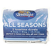 Silentnight All Seasons Duvet Double