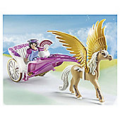 Playmobil 5143 Princess Pegasus Carriage