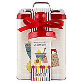 Baking Days Storage Tin, Vanilla Cookie Mix & Stamp Set
