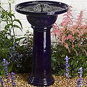 Ravenna Birdbath Solar Fountain