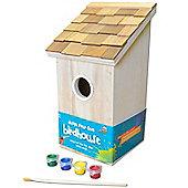 Design Your Own Birdhouse