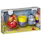 Winnie the Pooh Squirt n Pour Bathtime Fun