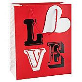 Valentines Novelty Large Bag