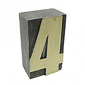 Block Number - 4