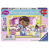 Doc Mcstuffins Framed Puzzle (15 Pieces) - Games/Puzzles