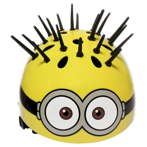 Buy Despicable Me Minions Kids Bike Helmet From Our