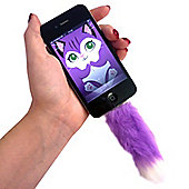 Faux Tail iPhone Accessory - Cat
