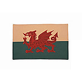 Woven Magic Wales Flag Patriotic Duck Placemat (Set of 6)