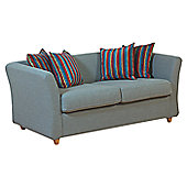 Kyoto Kendle 2 Seater Sofa Bed - Louisa Charcoal