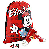 Minnie Mouse Travel Dryer Set