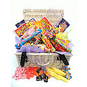 White Sweet Hamper