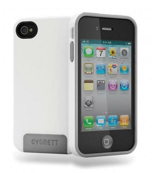 Cygnett fused Case for iPhone 4S