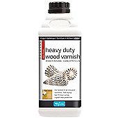 Polyvine Heavy Duty Interior Wood Varnish - Satin - 500ML