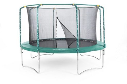 Skyhigh Plus Trampoline with Enclosure & Cover