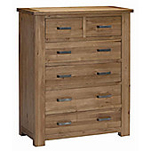 Kelburn Furniture Lyon 6 Drawer Chest