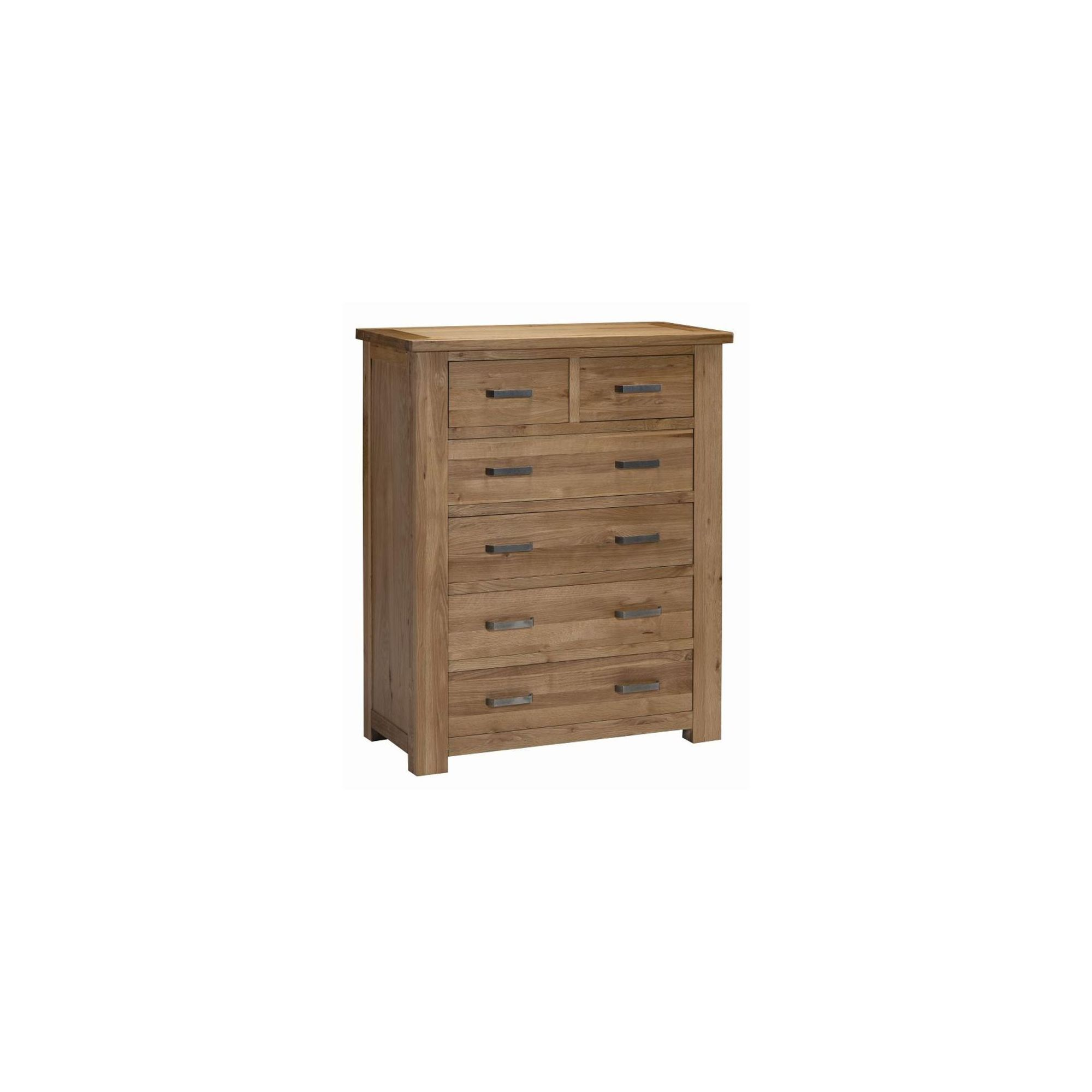 Kelburn Furniture Lyon 6 Drawer Chest at Tesco Direct