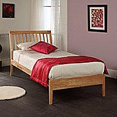 Limelight Ananke Bed Frame - Single - Birch