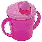 Vital Baby Free-flow Cup - Pink