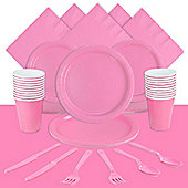 New Baby Pink Party Pack For 20