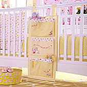 Izziwotnot Humphreys Lottie Fairy Cot Tidy (Princess Primrose)