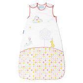 Grobag Baby Sleeping Bag - Blossom Bunny 1.0 tog (0-6 months)