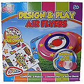 Grafix Just Play Design And Play Air Flyers