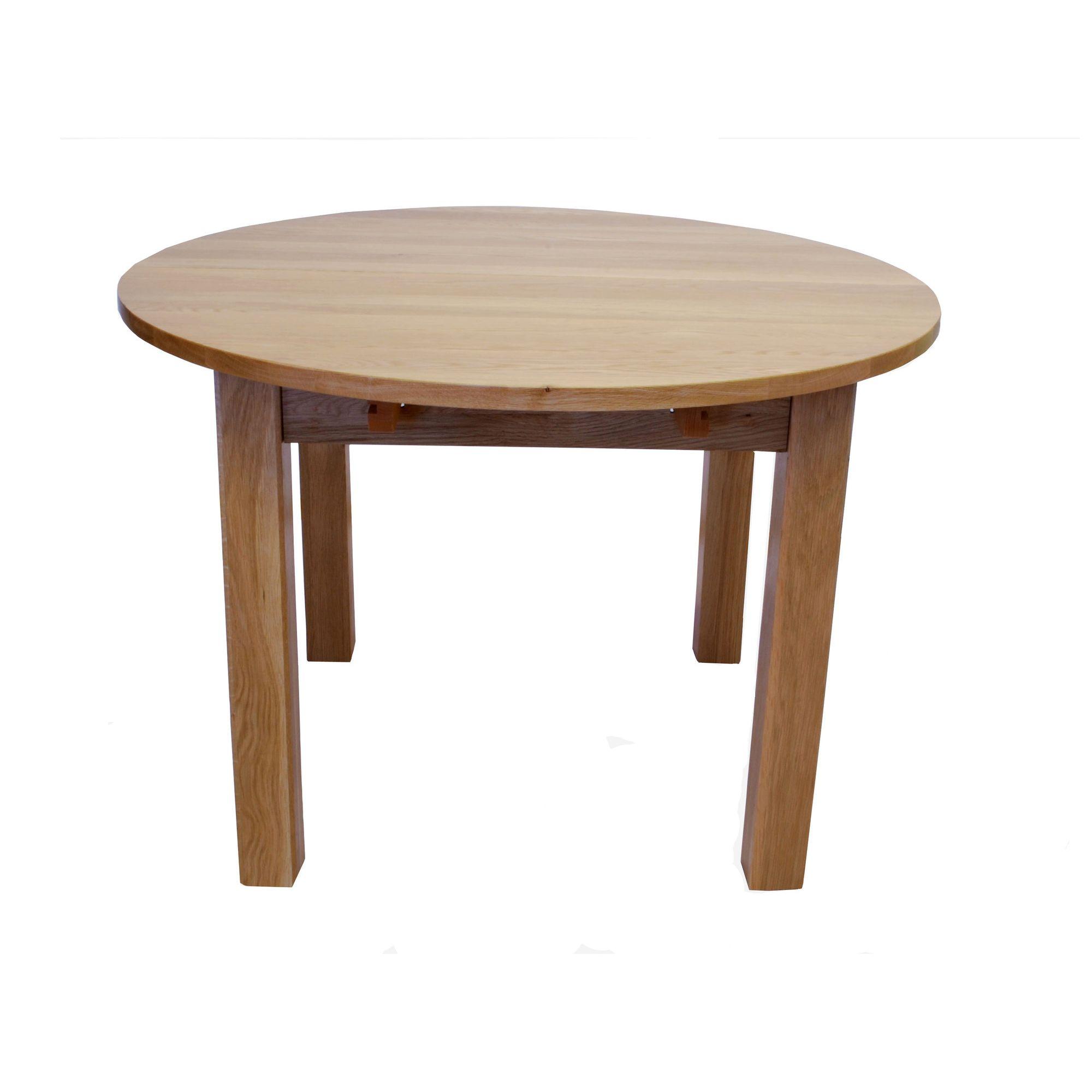 Oakinsen Balmain Round Extending Dining Table