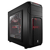 Cube Commando Aura Gaming PC i5 Skylake with Asus GeForce GTX 960 Graphics CU-Commi56500Win10 Intel i5 6500 3.2Ghz Cooler Master B500W PSU Desktop