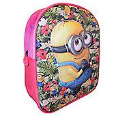 Minions EVA Junior 3D Backpack