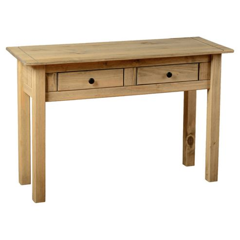 Home Essence Panama 2 Drawer Console Table