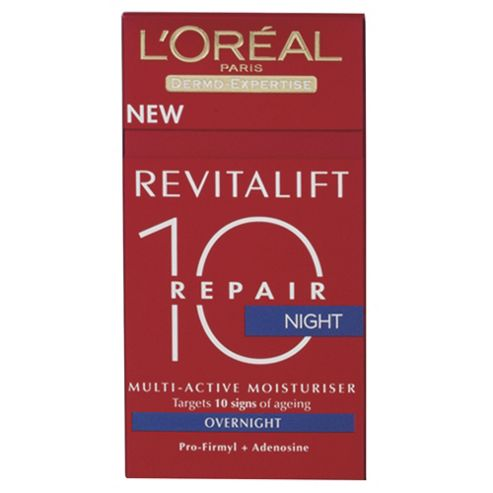L'Oréal Revitalift 10 Repair Night Cream 50ml