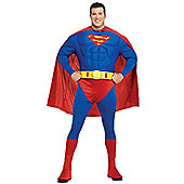 Deluxe Superman Muscle Chest - Fuller Figure