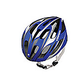 Carrera E0443 Velodrome Road Helmet Blue/White Small Medium 54-57cm