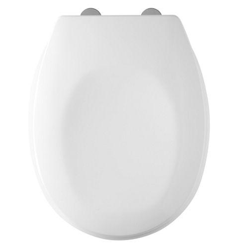 Tavistock Verve Toilet Seat in White