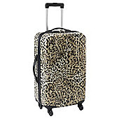 Revelation by Antler Zygo 4-Wheel Hard Shell Suitcase, Golden Jaguar Medium