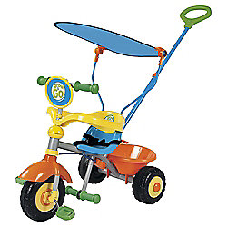 Grow & Go 3-in-1 Trike with Steering & Canopy