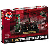 Airfix Kit Maudslay's 1827 Paddle Steamer Engine